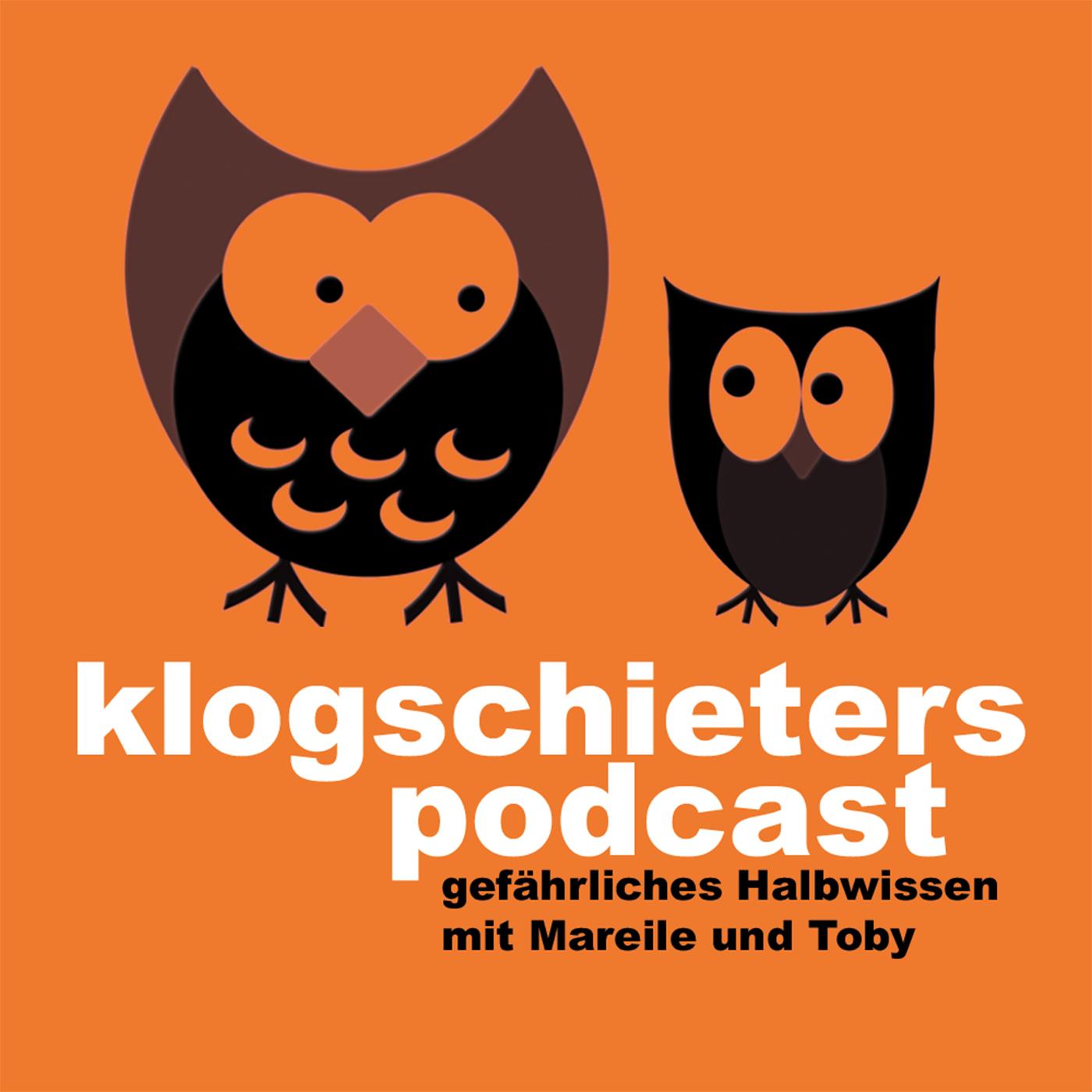 Klogschieters Logo